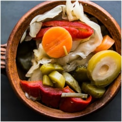 turkish pickles mix
