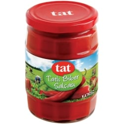 Sweet Pepper Paste, Tat, 550g- 20oz