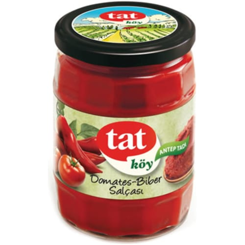 Tomato and Pepper Paste, Antep Style, 560g - 21oz