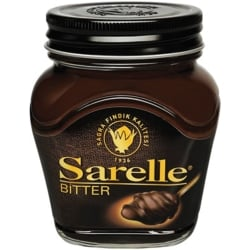 Sarelle Hazelnut Spread with Bitter Chocolate, 350g - 12.35oz