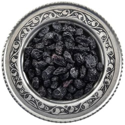 Black Raisins, Dried Grapes, Natural