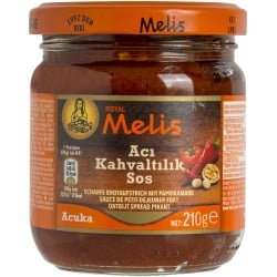 Hot Acuka, Breakfast Sauce, Melis