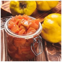 Quince Jam, Turkish Ayva Receli