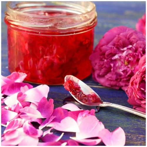 Rose Jam, Turkish Gul Receli