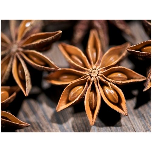 Star Anise, Natural