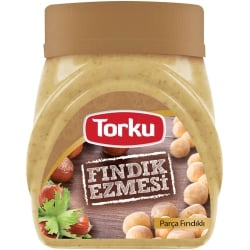 Torku Hazelnut Butter, 350g - 13.05oz