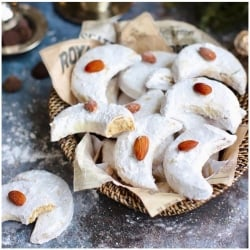 Kavala Cookies, Turkish, Fresh