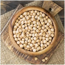 Chickpeas, Turkish Nohut