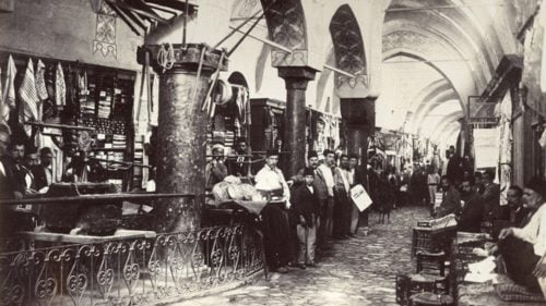 History of the Grand Bazaar
