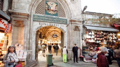 How to Get to the Grand Bazaar?