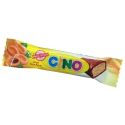 Cino Chocolate Bar with Apricots