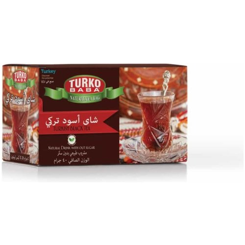 Turkish Black Tea Sachets