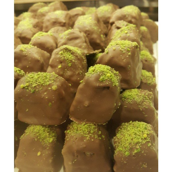 Chocolate Covered Baklava