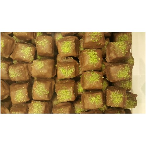 Chocolate Coated Baklava 2