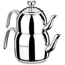 Turkish Teapot Set Droppa Maxi