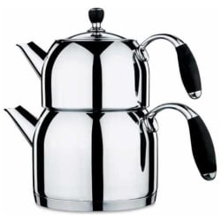 Flora Midi Turkish Tea Pot Set