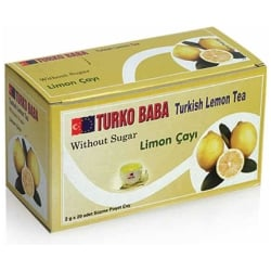 Lemon Tea Bag