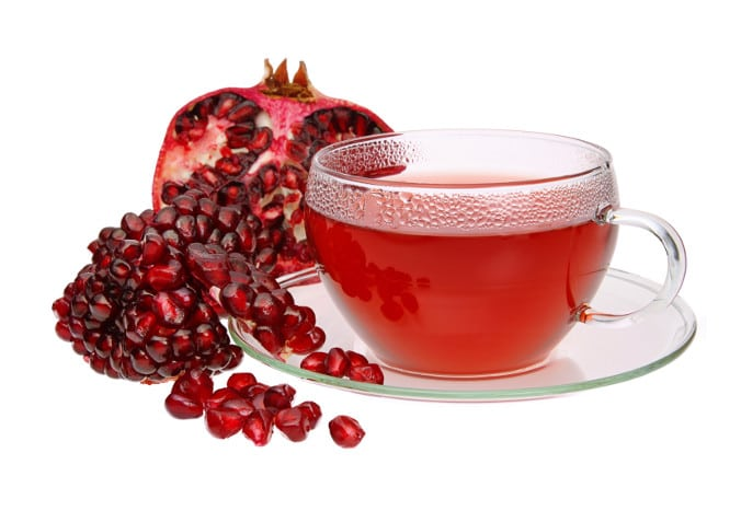 Buy Powdered Pomegranate Turkish Tea with Dried Pomegranates - Grand Bazaar Istanbul